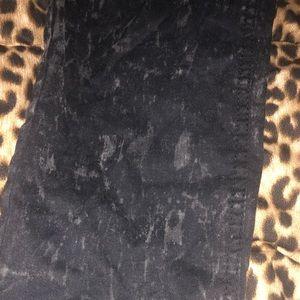 Jeans - Black skinny jeans